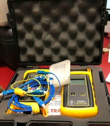 ZOOM 2 / Laser OWL SC Singlemode Fiber Test  KIT-Z2-L213sc
