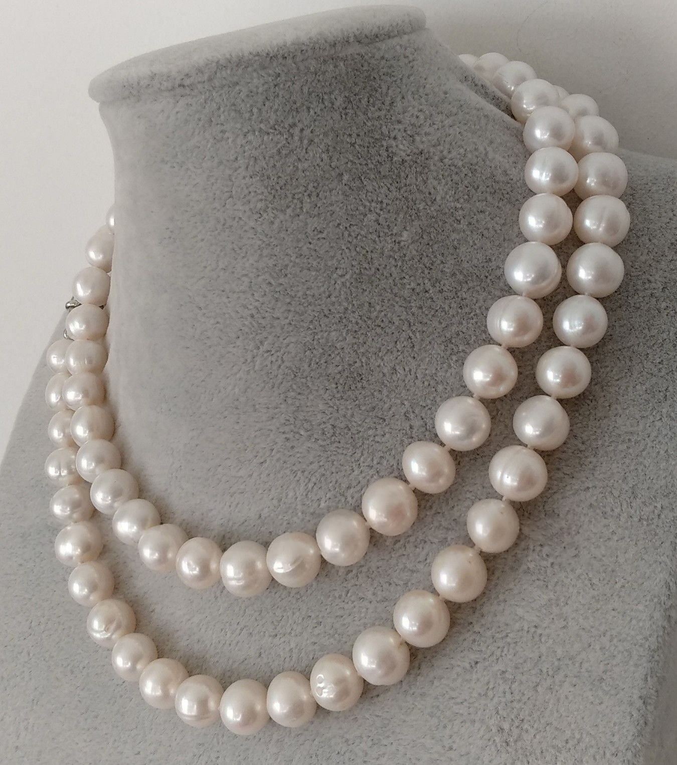 10-11mm-White-Huge-Freshwater-Cultured-Pearl-Necklace-25-Inch