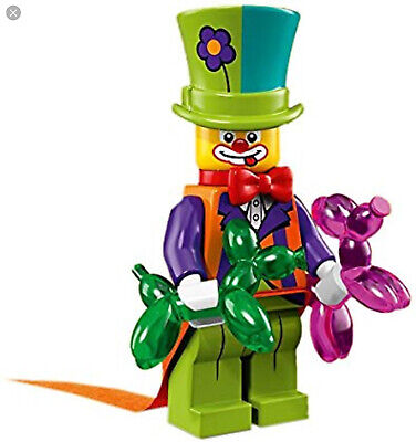 NEW LEGO  MINIFIGURE​​S SERIES 18 - Classic Party Clown