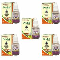 5x 15ml Divya Herbal Patanjali Drishti Eye Drop Eye Care 5 Pack Of 15ml Ayurveda - divya patanjali - ebay.co.uk
