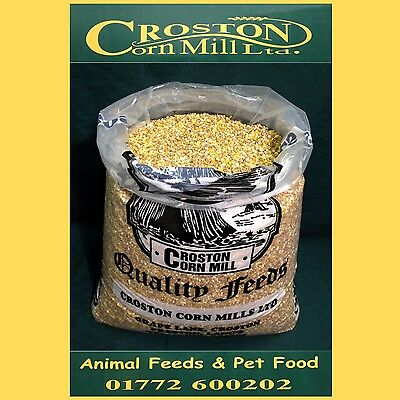20kg Mixed Poultry Corn 50/50 Mix - Chicken - Hen - Food - Feed - Mixture