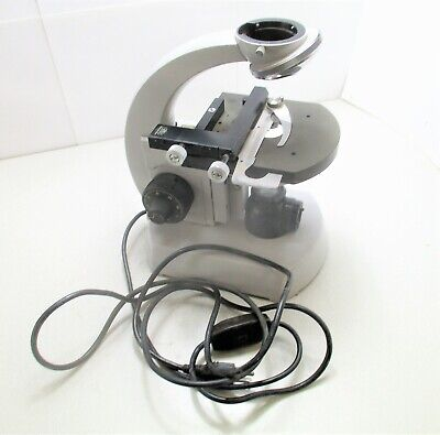 Microscope Carl Zeiss With Four Place Nosepiece