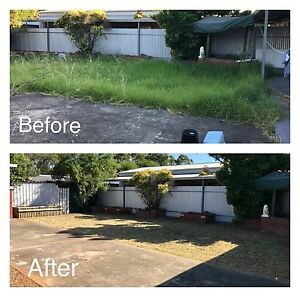 Lawn Mowing & Garden Maintenance Paralowie Salisbury Area Preview