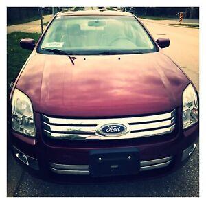2007 Ford Fusion LES