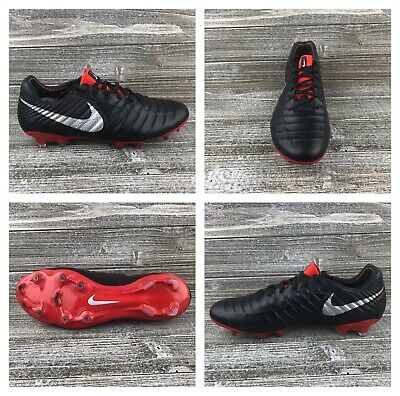 d042e61e42f6 Nike Tiempo Legend 7 Elite FG ACC Black Soccer Cleats [AH7238-007] Men's Sz  8.5. $. 104.99. Buy It Now