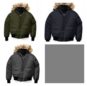 LOOKING FOR CANADA GOOSE CHILLIWACK BOMBER