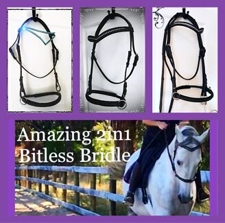New Bitless Bridles