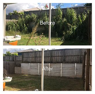 """Mick's Lawn Services """" From $25 """""""