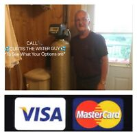 *Water Softeners, Iron Filters, Drinking systems, Pressure Tanks