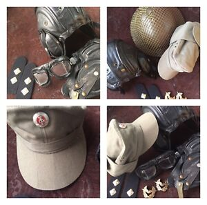 Objets de collection militaires / military items