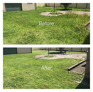 "Mick's Lawn Services "" From $35 """