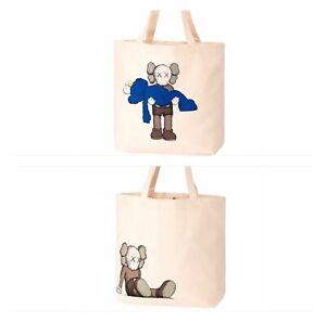 KAWS x UNIQLO Tote-bag DSWT $50 each