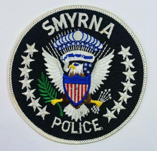Smyrna Police Tennessee TN Patch (A3)