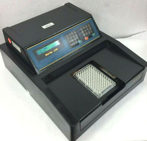 Awareness Technologies Stat Fax 2100 Microplate ELISA Reader, Warranty!
