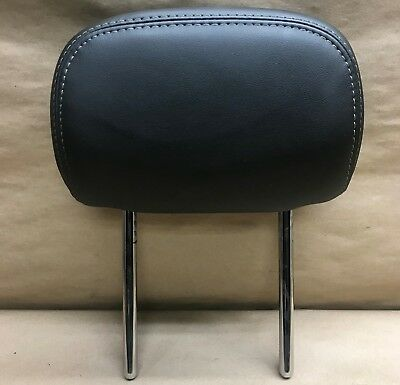 2013 - 2017 Cadillac XTS Rear Seat Head Rest Black Leather Left or Right OEM