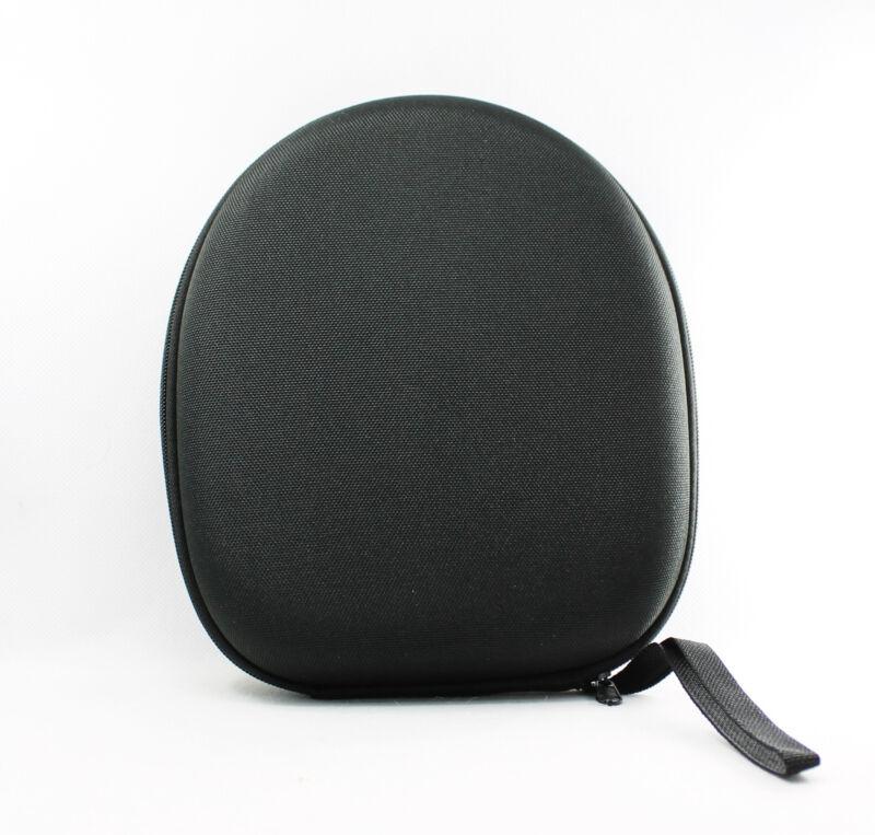 Protective Carrying Travel Case w/Net Pocket 4 On-Ear Swivel Foldable Headphones