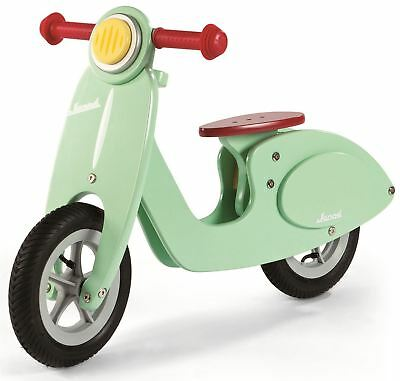 Janod MINT SCOOTER Wooden Toys Games Preschool BN