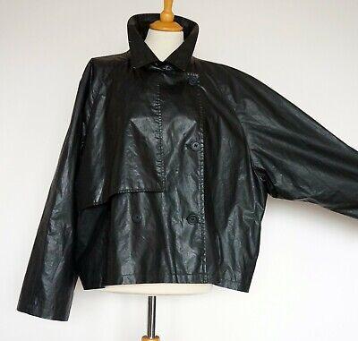 Ivan Grundahl Linea S Black Lagenlook Jacket, Size:40