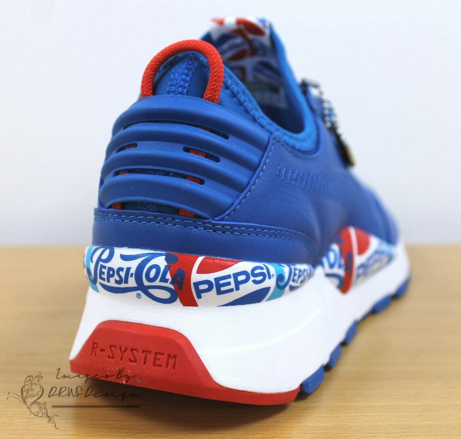 Puma Rs 0 X Pepsi Women Shoes | 368344_03 | FOOTY.COM