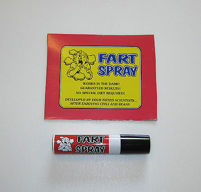 1 CAN OF FART BOMB SPRAY STINKY SMELLY GAS STINK BOMBS GAG GIFT PRANK JOKE