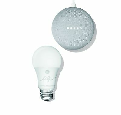 Google Home Mini Smart Light Starter Kit