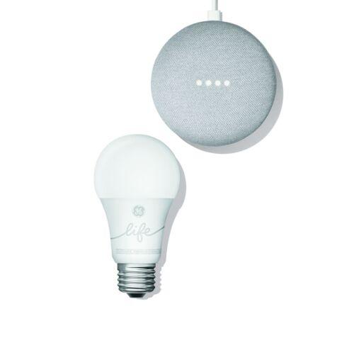 Google Home Mini Smart Light Starter Kit