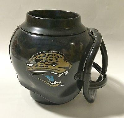 Jacksonville Jaguars NFL Football Helmet Insulated Mug, Desk Organizer, Koozie