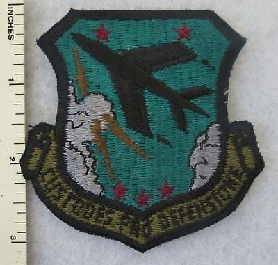 113th FIGHTER WING US AIR FORCE PATCH Subdued USAF Vintage ORIGINAL