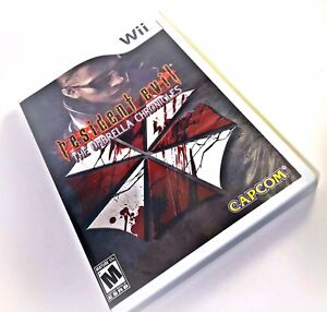 Resident evil { The Umbrella Chronicles } Wii - USED