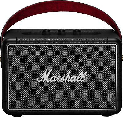Marshall - Kilburn II Portable Bluetooth Speaker - Black