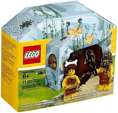 Lego 5004936 Iconic Cave - Cave Man & Cave Woman Minifigures - New
