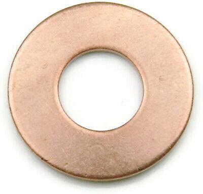 Marine Flat Washers Silicon Bronze Standard Round Washers - Sizes 6 - 1
