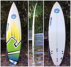"Peter McCabe 6'1"" Surfboard- Brand New"
