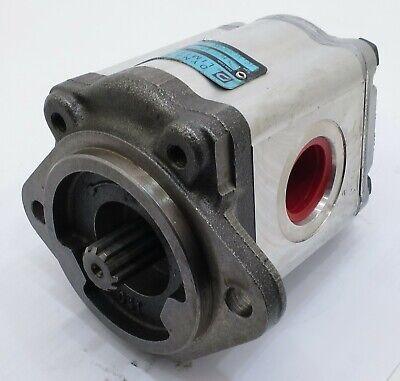 Hydraulic Gear Pump - Fits Jcb Robot 165 Skid Steer
