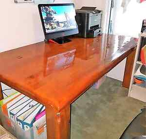 Solid timber table Aberdeen Upper Hunter Preview