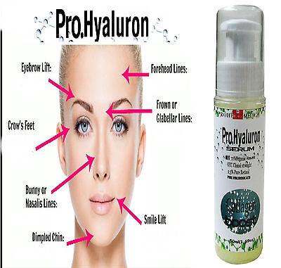 HYALURONIC ACID 100%VITAMIN C Anti Aging Serum RETINOL Aloe 1,69oz.Best