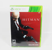 Hitman Absolution Xbox 360