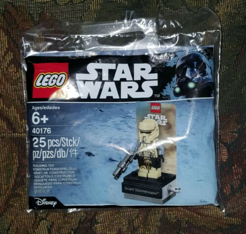 LEGO 40176 SCARIF STORMTROOPER polybag Star Wars Exclusive Limited NEW