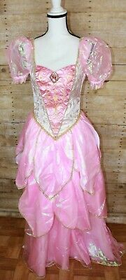 In Character Costumes Women's Fairy Godmother Size Small Pink Iridescence Dress