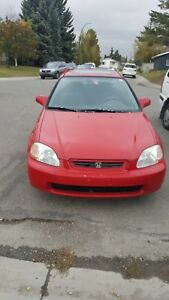 1998 Civic SI automatic ONLY 176 km 2300$