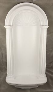 Henta White Colonial Large 47