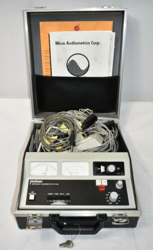 Madsen Impedence Audiometer ZS 76-1B