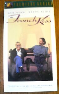 French Kiss (NEW VHS)  Meg Ryan, Kevin Kline, Timothy Hutton, Jean Reno