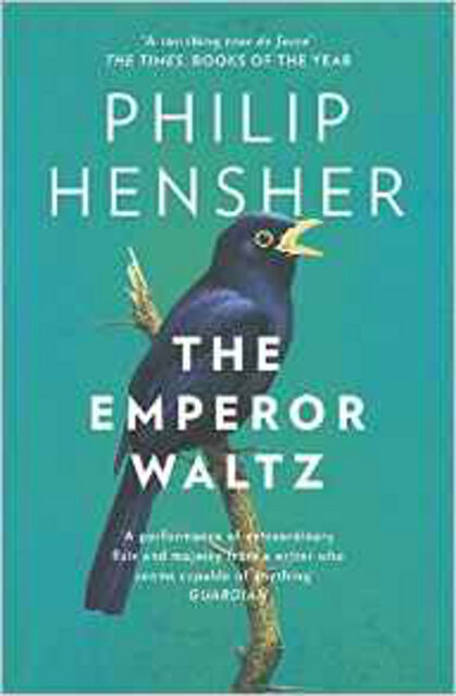 The Emperor Waltz, New, Hensher, Philip Book