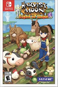 Looking for Harvest moon switch game Nintendo.