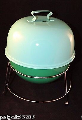 Condiment Caddy Barbeque BBQ Grill & kitchen Set - Green