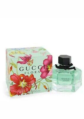 GUCCI FLORA Ladies Eau De Toilette, 50ml EDT, Brand New & Sealed