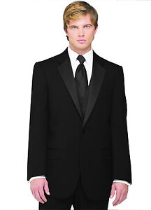 Sizes-34-64-Reg-6-Piece-Complete-Tuxedo-Package-w-Flat-Front-Pants-Vest-Tie