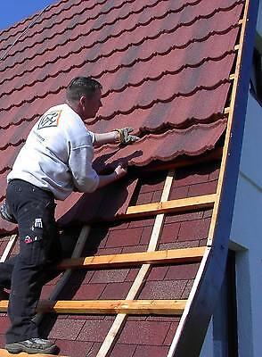 Metalldach Decra, Alternative zum Blechdach, Trapezblech & Prefa, Dach aus Stahl