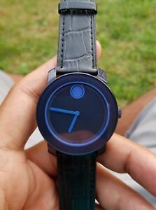 Authentic Movado Bold